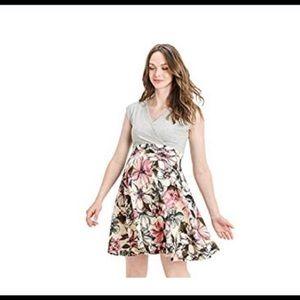 Dresses & Skirts - Mini Dress V neck